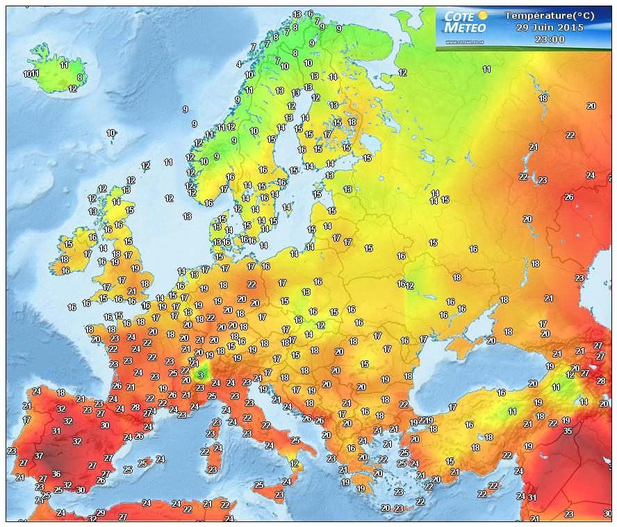 Clicca l'immagine per ingrandirla.  Nome: temperature_europe.jpg Visualizzazioni: 42 Dimensione: 272.5 KB ID: 73791