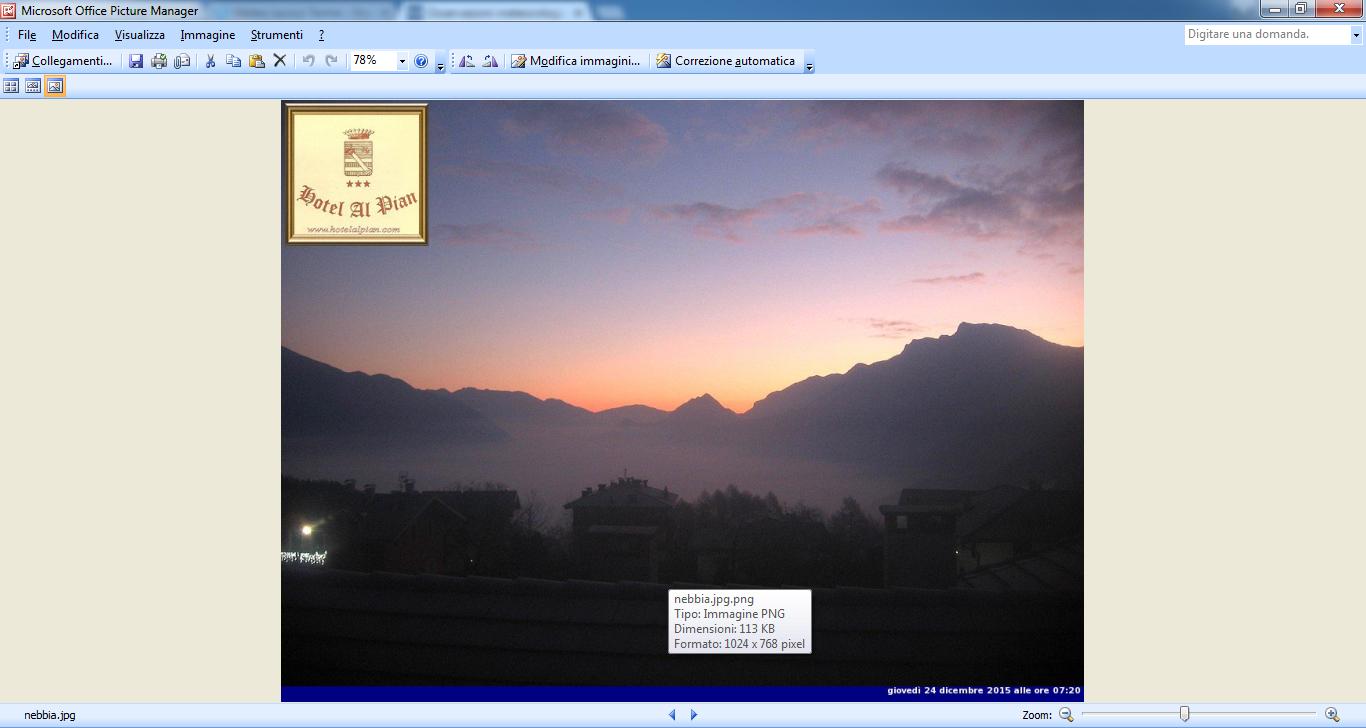 Clicca l'immagine per ingrandirla.  Nome: nebbia 24 dic 15.png Visualizzazioni: 19 Dimensione: 913.1 KB ID: 76883
