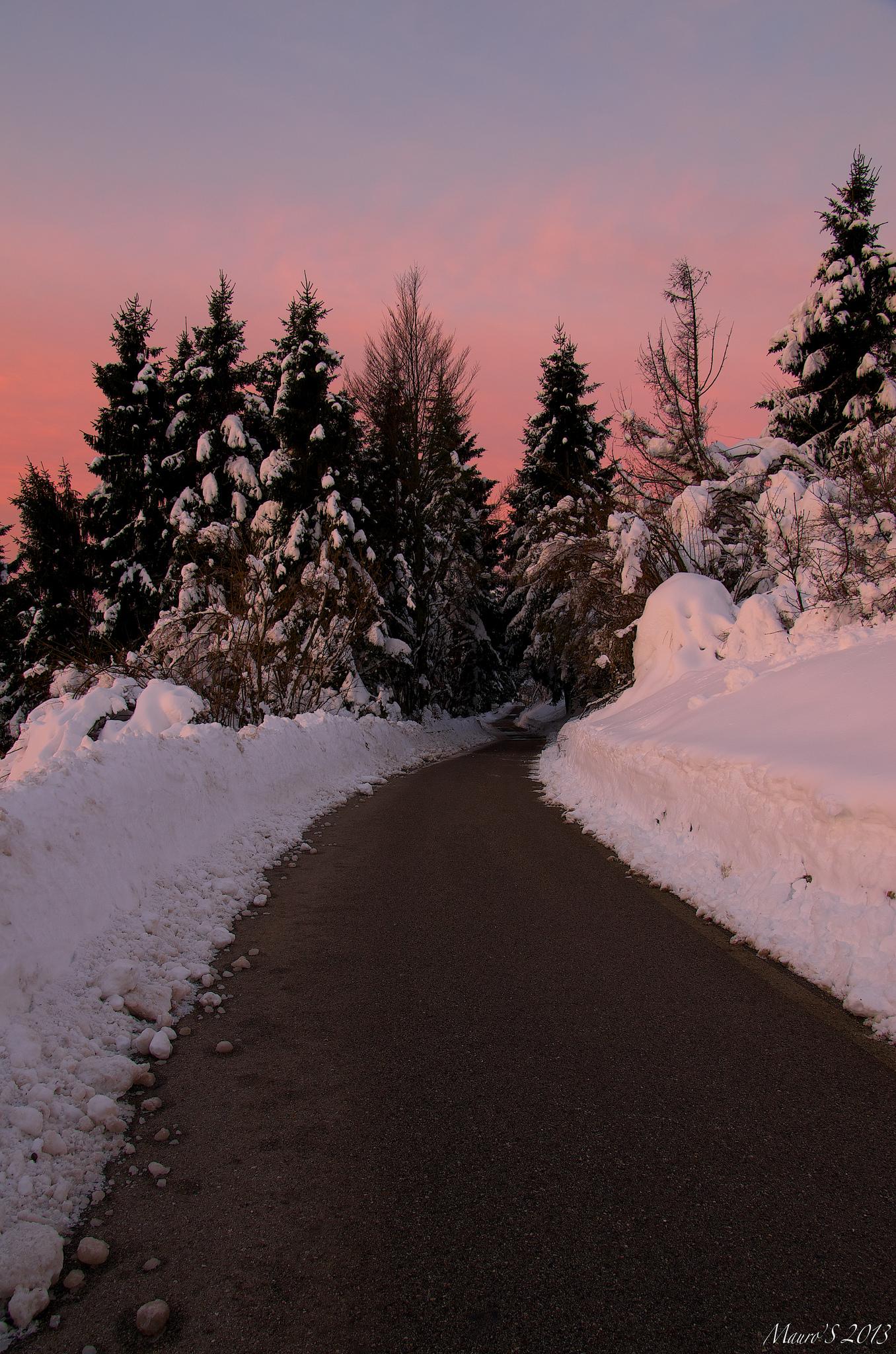 Clicca l'immagine per ingrandirla.  Nome: strada monte Tomba.jpg.jpg Visualizzazioni: 78 Dimensione: 1.74 MB ID: 84294