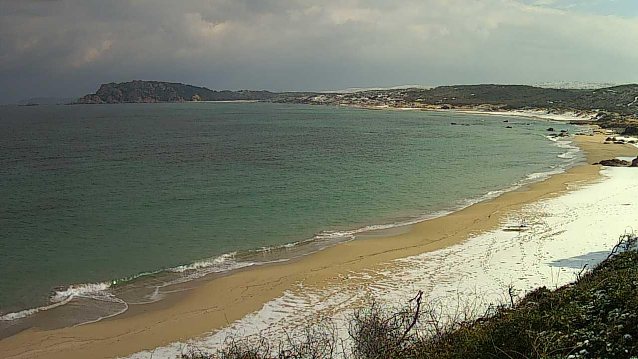 Clicca l'immagine per ingrandirla.  Nome: 27716-current-webcam-Aglientu-Sardinia.jpg Visualizzazioni: 40 Dimensione: 90.8 KB ID: 88670
